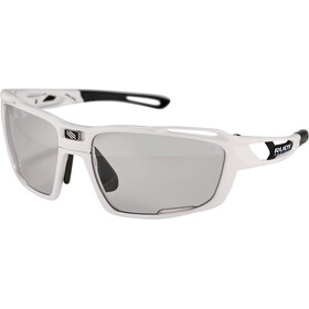 Rudy Project Sintryx Lunettes, white gloss/impactX 2 photochromic black
